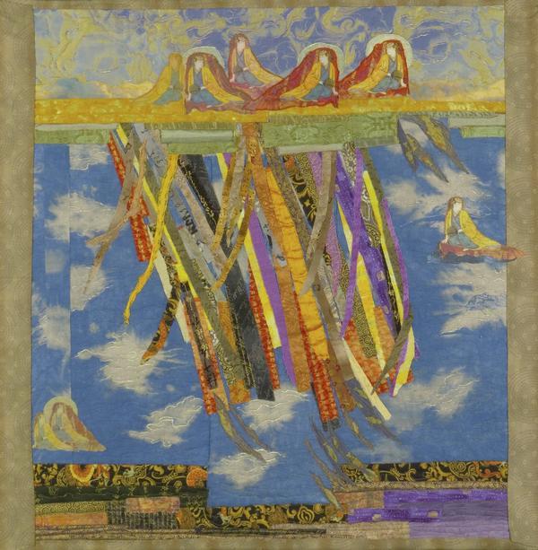 Joyfull Joyfull Print by Roberta Baker