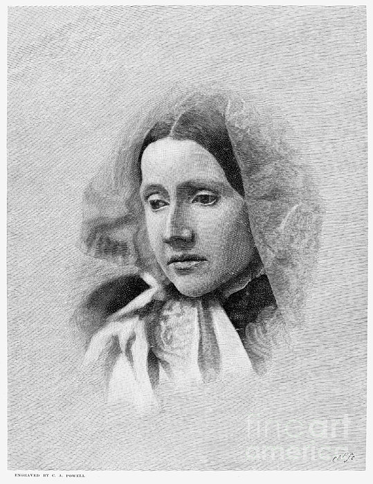 Julia Ward Howe (1819-1910) Print by Granger