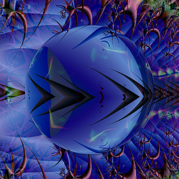 Mario Carini - Just an Ultra Fractal Bubble