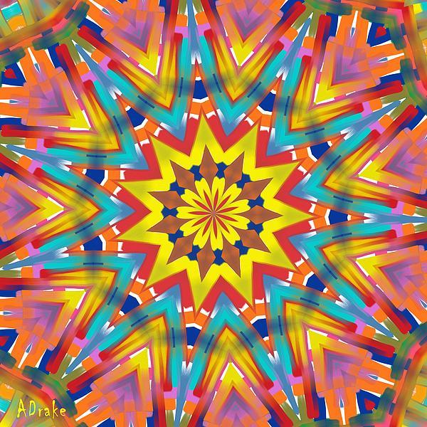 Alec Drake - Kaleidoscope Series Number 7