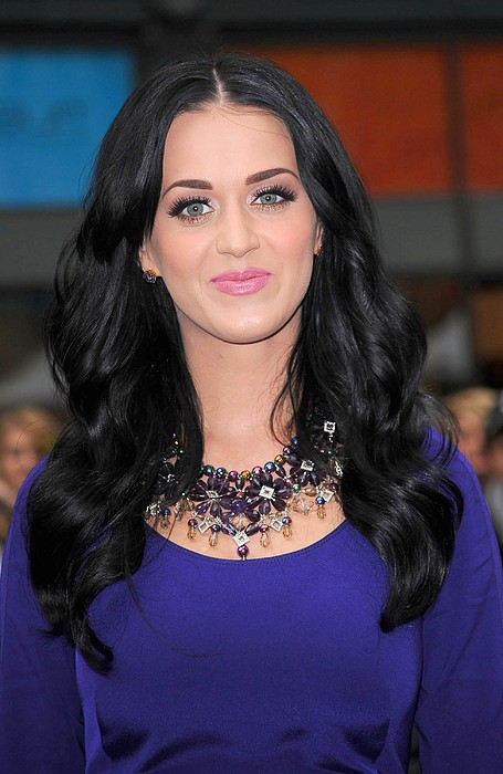 Katy Perry At A Public Appearance Print by Everett