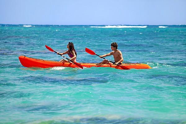 Kayak Art Kayak couple ii - tomas del