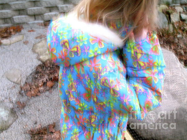 Kays Colorful Coat Photograph