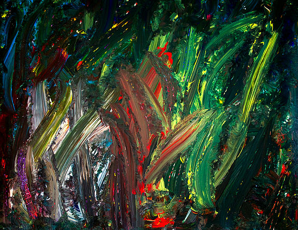 Marie Jamieson - Kelp Forest