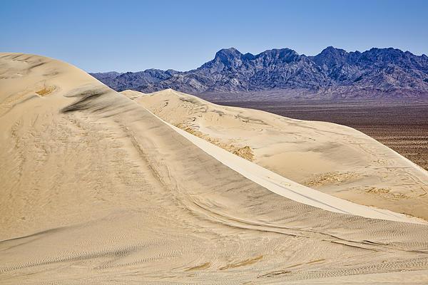 Kelley King - Kelso Sand Dunes