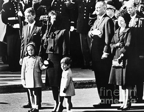 Kennedy Funeral, 1963 Print by Granger