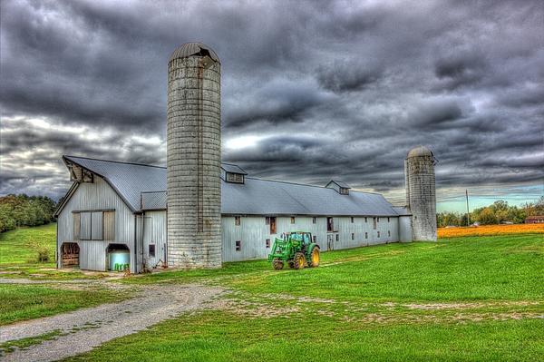 Barry Jones - Kentucky Barn 2