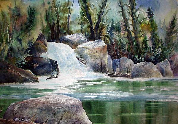 John Mabry - Kern River Light
