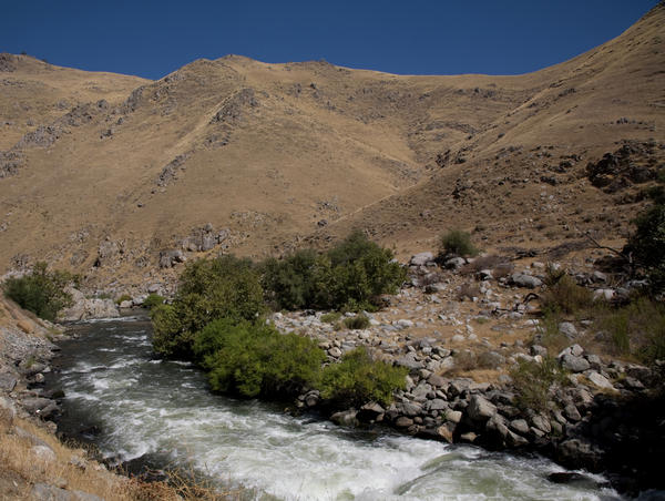 Kern River Photograph  - Kern River Fine Art Print
