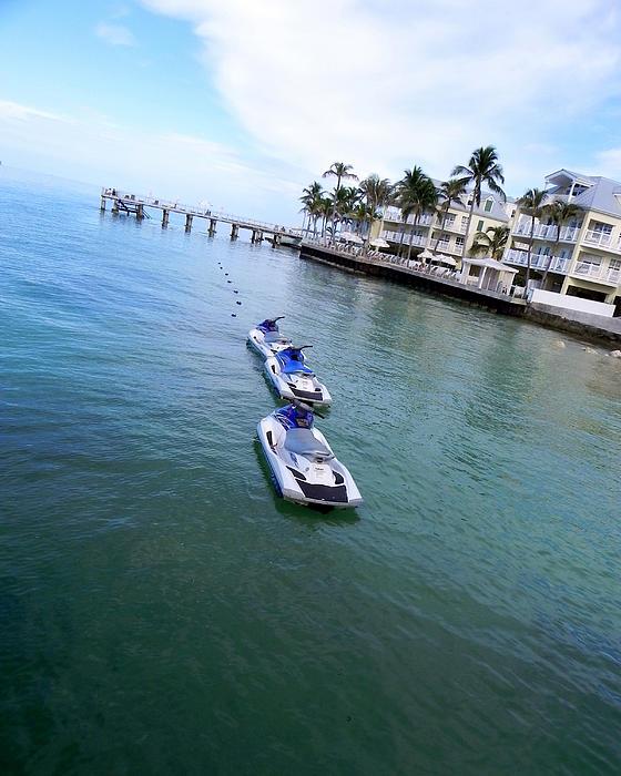 Steve Day - Key West Pier