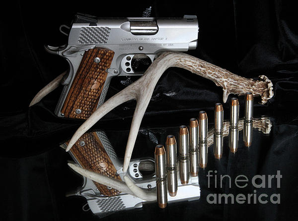 Edward R Wisell - Kimber Ultra Carry 45 cal