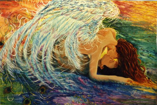 Kiss Of An Angel By Diana Sellers