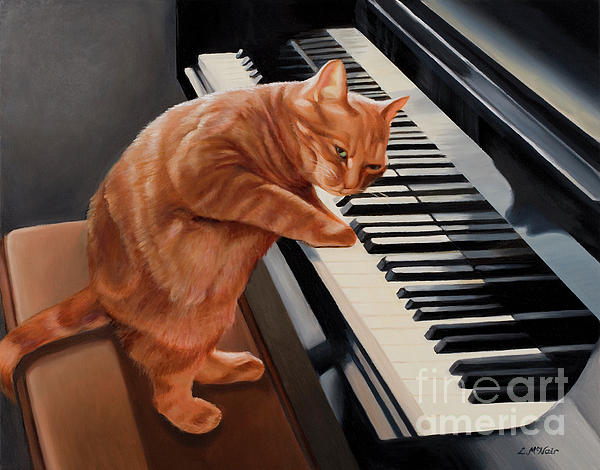 how to play kitten on the keys