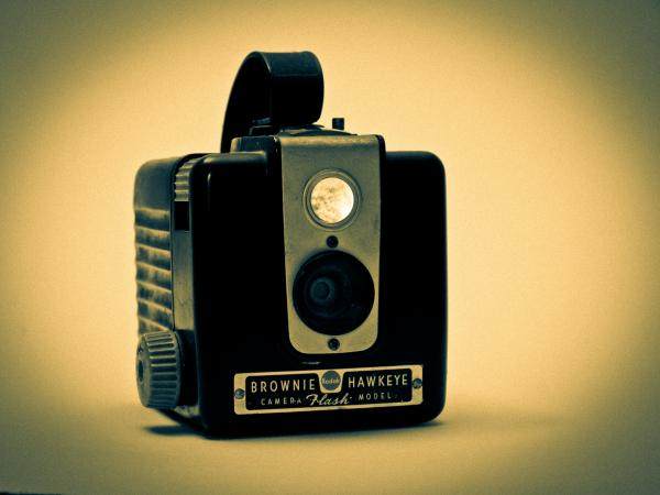 Kodak Brownie Print by Bob Orsillo