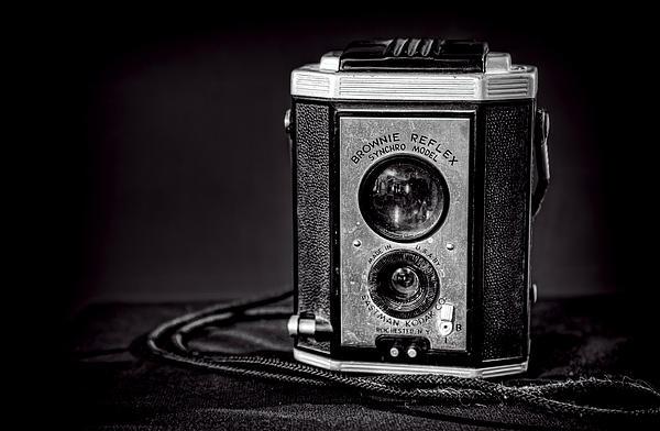 Kodak Brownie Print by Scott Norris