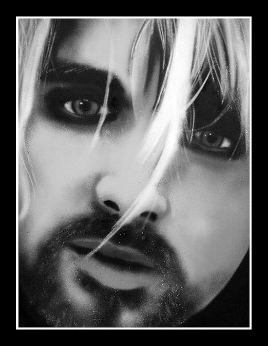 Jeff  Evans - Kurt Cobain