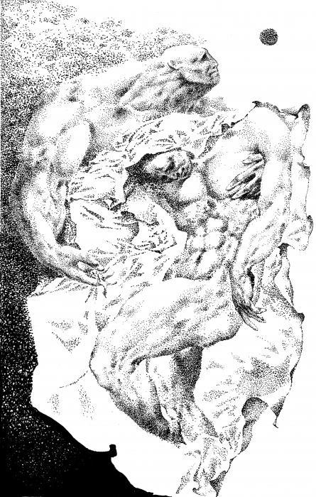 La 3 Print by Valeriy Mavlo