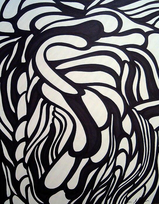 La Colle Print by Eric Major