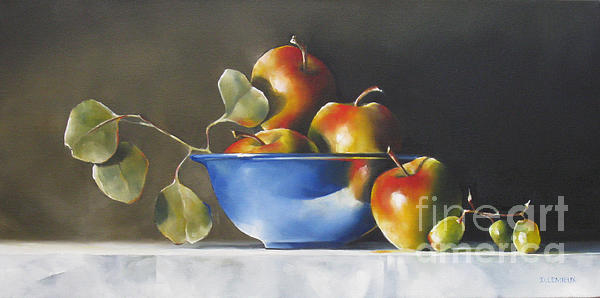 Daniele Lemieux - Lady Alice Apples