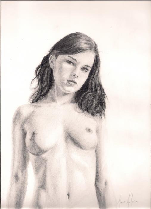 lady bust nude marco antonio Artistic Nude Photography, female photography, photography, female body in ...