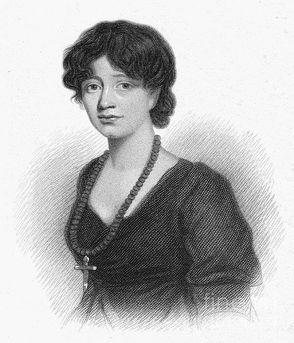 Lady Charlotte Mary Scott Print by Granger