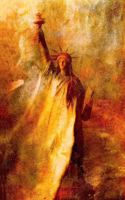 Paul St George - Lady Liberty