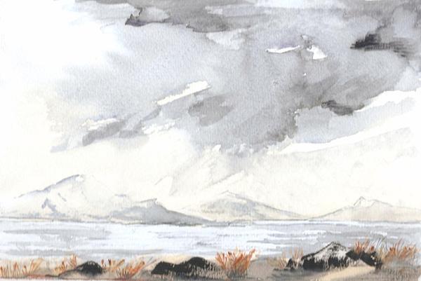 Lake District Print by Jim Green