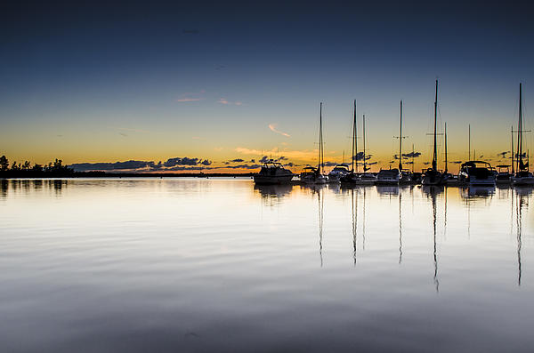 Ryan Ramirez - Lake Michigan Morning