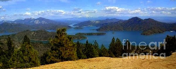 Garnett  Jaeger - Lake Shasta