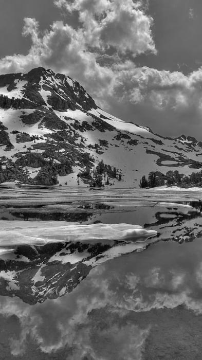 Brad Scott - Lake Winnemucca Reflections