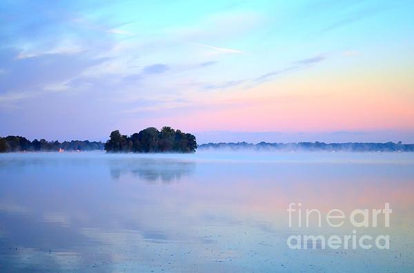 Michael Garyet - Lakeside Sunrise