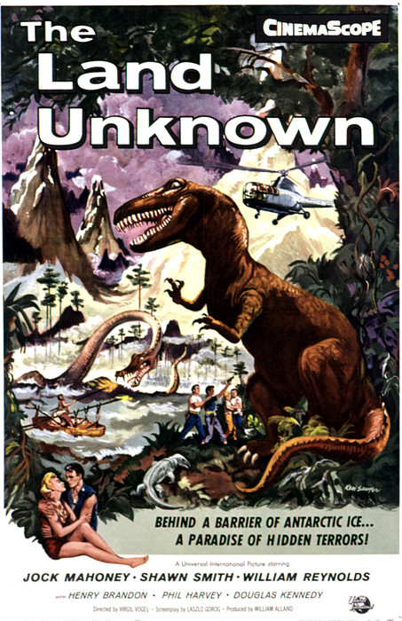 Land Unknown, The, Shawn Smith, Jock Print by Everett