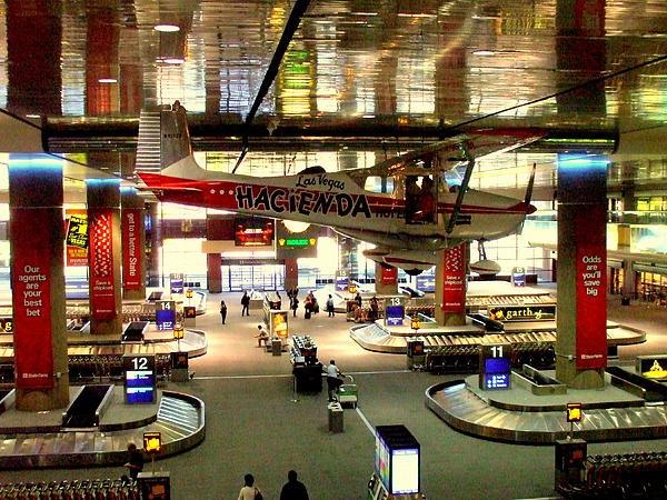 Amalia Jonas - Las Vegas Airport