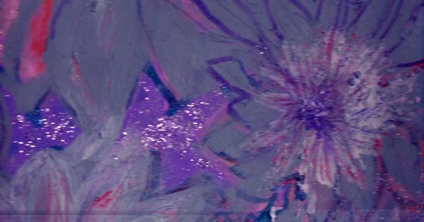 Lavish Lavender Print by Anne-Elizabeth Whiteway