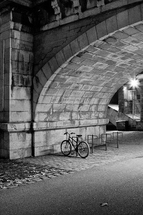 Le Vélo Print by I hope you'll like it