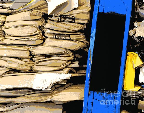 Lean On Me Print by Joe Jake Pratt