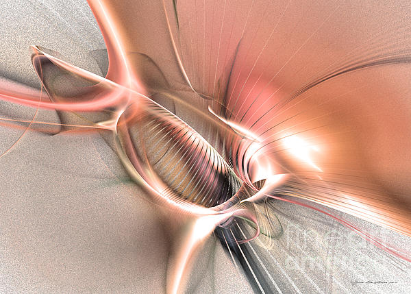 Leaving Luxor Print by Abstract art prints by Sipo