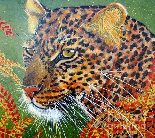 Debbie Chamberlin - Leopard