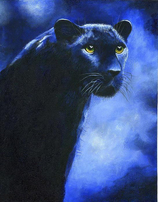Leopard Print by Diana Lehr