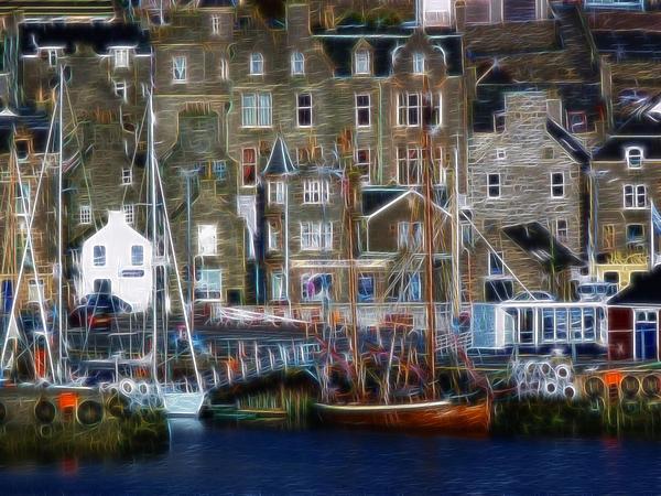 Lynn Bolt - Lerwick Harbour Shetland