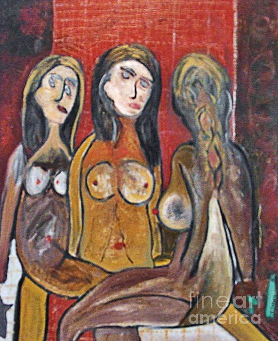 Bri Buckley  - Les Femme Avec Vin