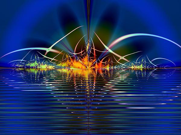 Mario Carini - Light on the Water