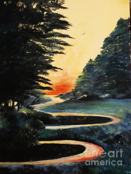 Trilby Cole - Lighted Path