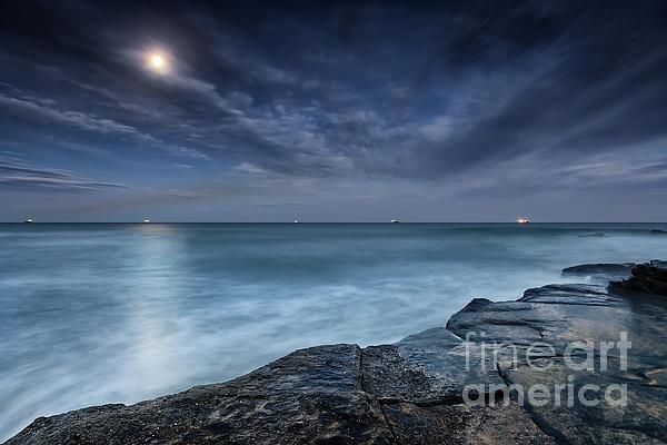 Michael Howard - Lights at Sea
