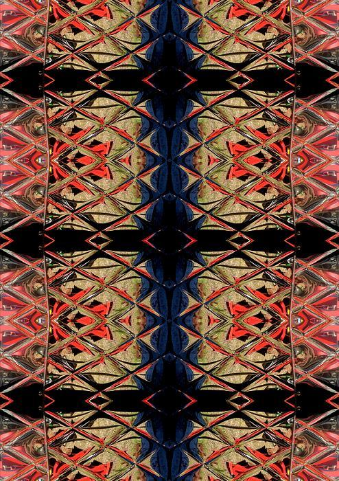 Lit0911001009 Print by Tres Folia