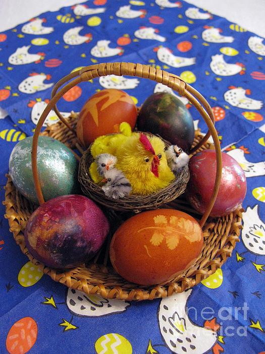 Ausra Paulauskaite - Lithuanian Easter basket