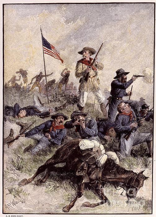 Little Bighorn, 1876 Print by Granger