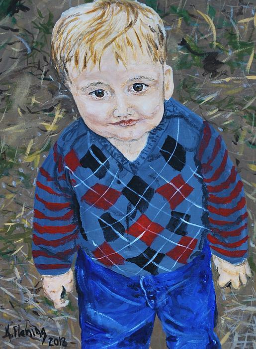 Kari Fleming - Little brother