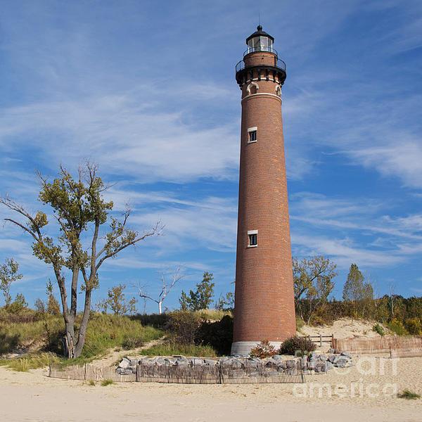 Ann Horn - Little Sable Lighthouse