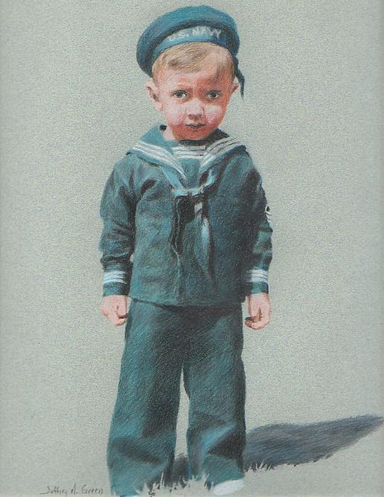 Jeffrey Michael Green - Little Sailor